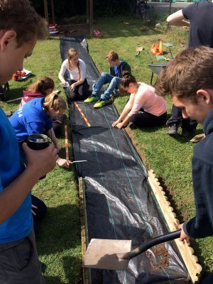 NCS teams wins £2000 funding for continuing social action