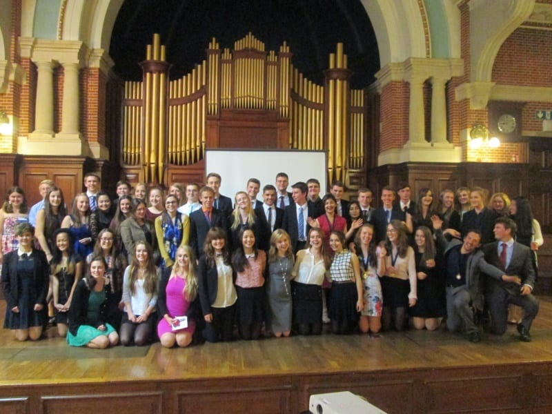 NCS Summer 2014 – Take a Bow