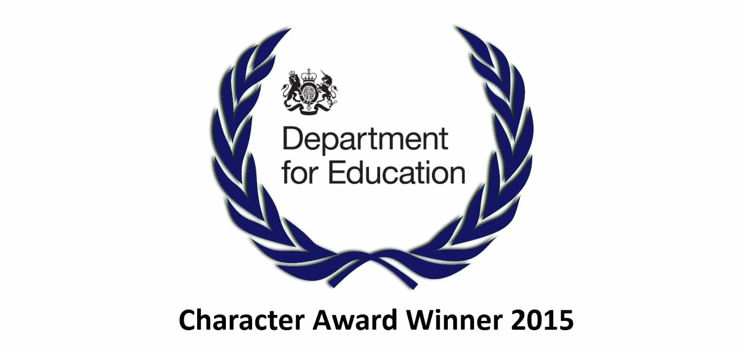 Future Foundations wins DfE Character Award