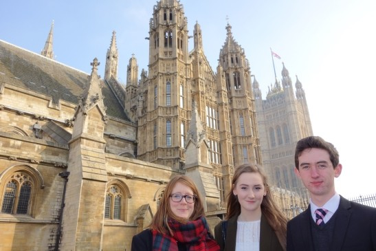 NCS Reception at the Houses of Parliament