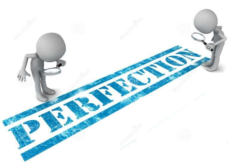 The Stunting Power of Perfection