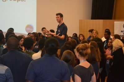 150 Students Benefit From 2015 Chrysalis Summer School