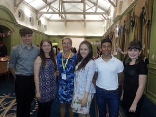 Aldridge Foundation Academy Students Attend GSL 2015