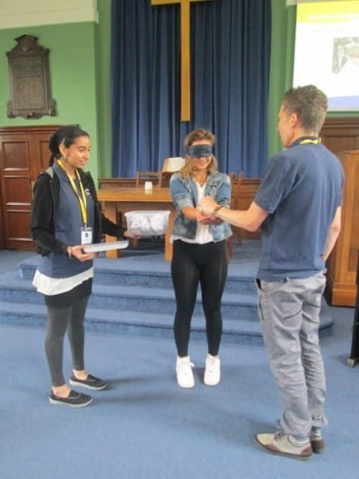 Silcoates Sixth Form Students Step Up