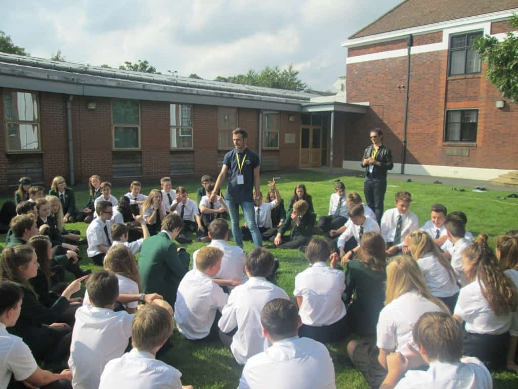 Students Step Up to their GCSE Year at Silcoates School