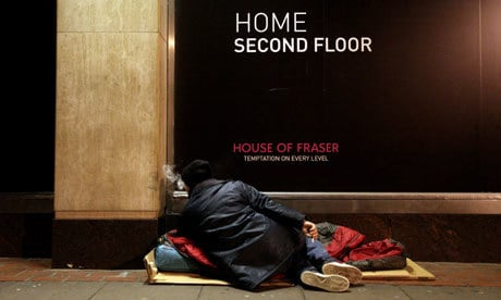 Homelessness – What Can I Do? By Ella Simms