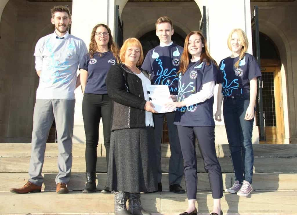 NCS Team Change tackling legal highs in Chesterfield