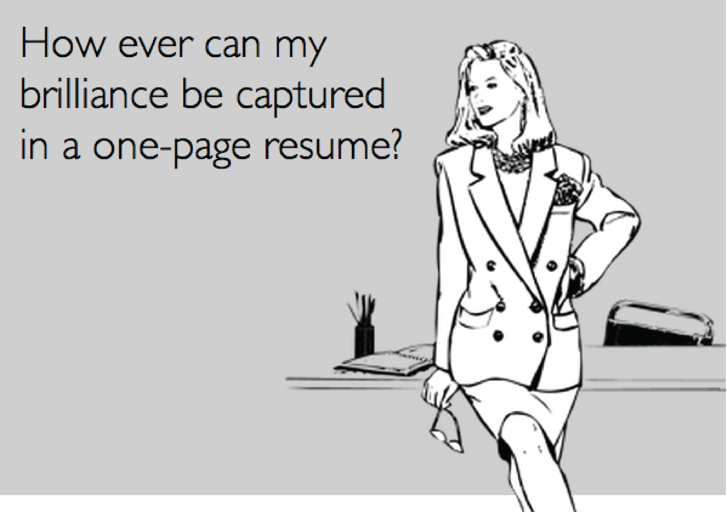 Writing A Great Cv Through The Power Of Memes Future Foundations