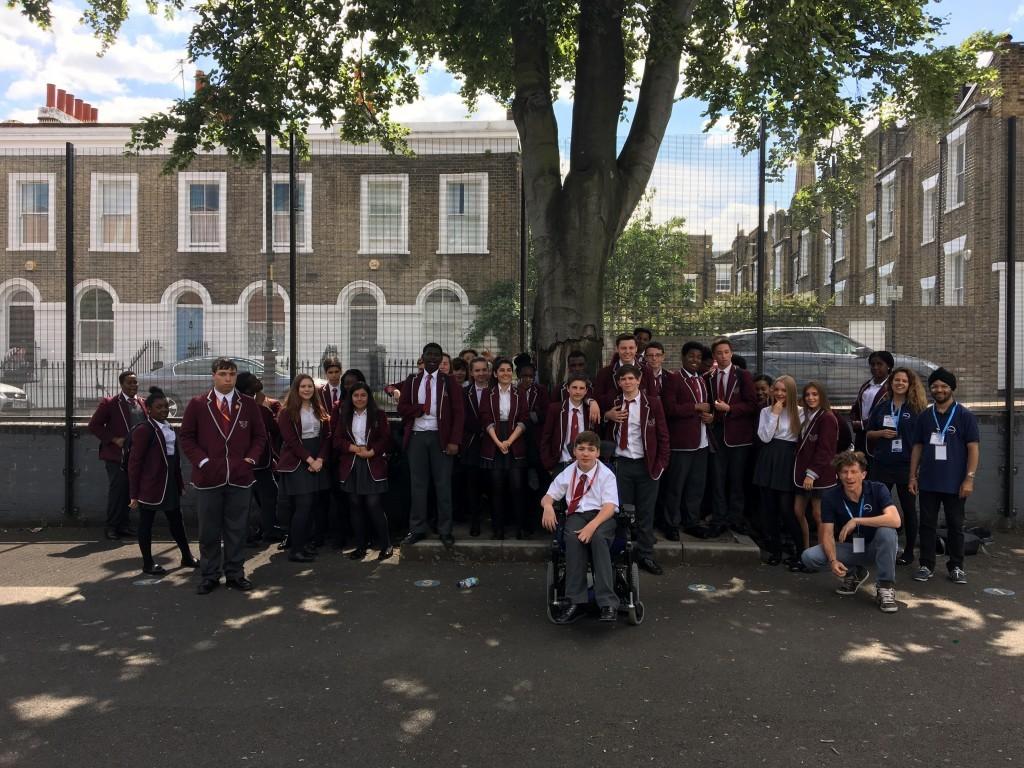 Smart City Challenge >> City of London Academy Islington|World of Work programme | Future Foundations