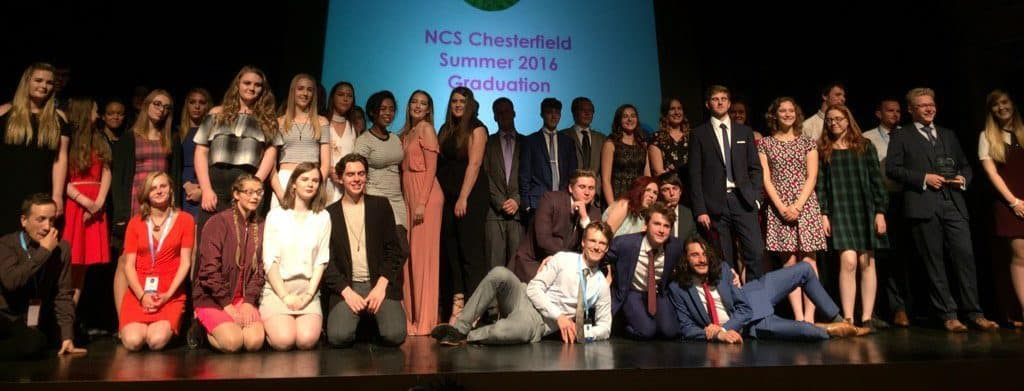 Programme 5 Graduation | NCS Summer 2016
