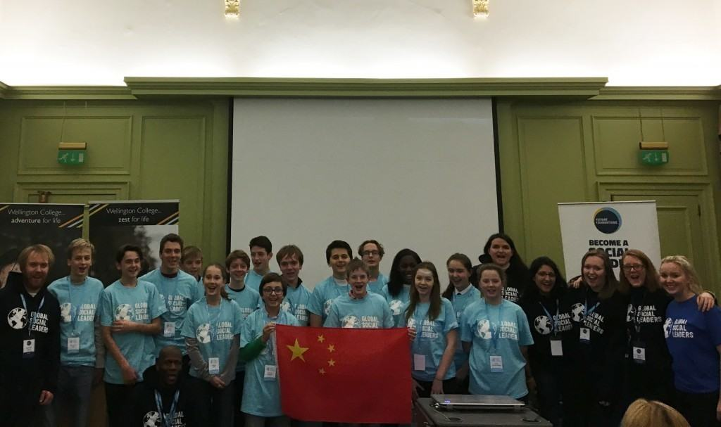 Global Social Leaders heads to China!