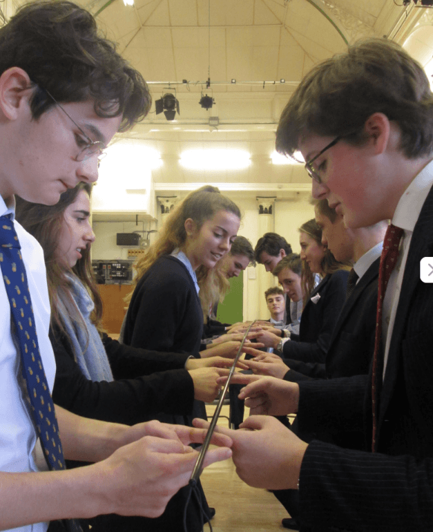 GSL Launchpad at Rendcomb College